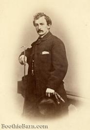 John Wilkes Booth Gutman 32