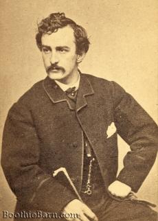 John Wilkes Booth Gutman 35