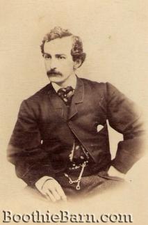 John Wilkes Booth Gutman 36