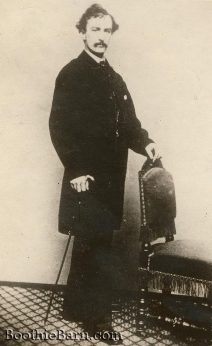 John Wilkes Booth Photos Boothiebarn