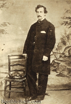 John Wilkes Booth Gutman 7
