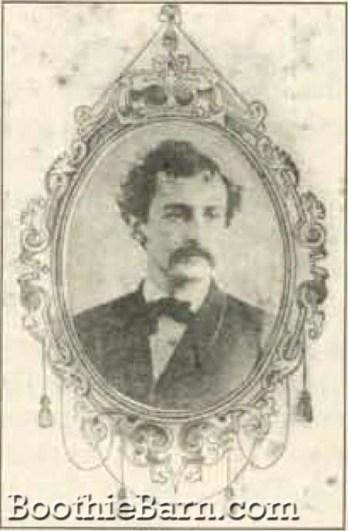 John Wilkes Booth NonGutman 1