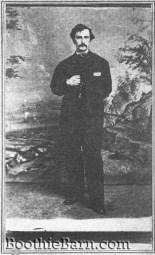 John Wilkes Booth NonGutman 4
