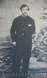 John Wilkes Booth NonGutman 5