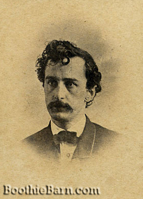 John Wilkes Booth NonGutman 7