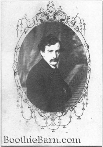 John Wilkes Booth NonGutman 8