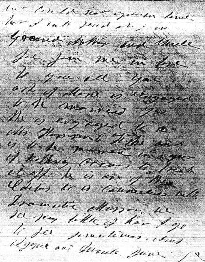 Rosalie letter 1881 3
