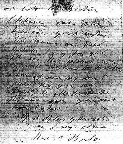 Rosalie letter 1881 4