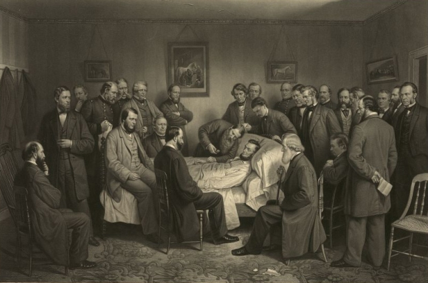 Death of Lincoln Ritchie