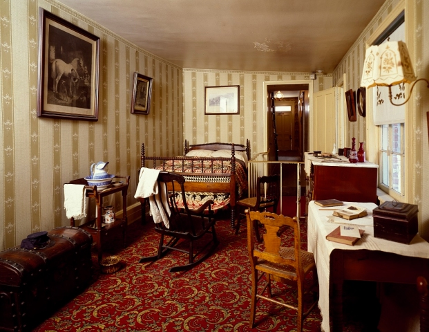 Room In Which Lincoln Died