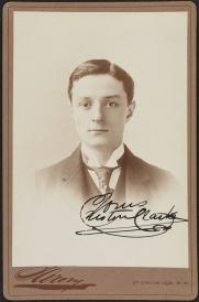 Creston Clarke 1 Harvard