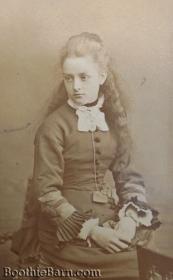 Dollie Clarke 1875 NYPL