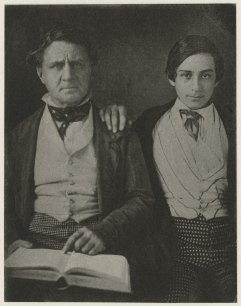 JBB and Edwin Folger