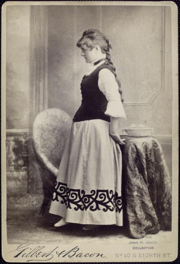 Marion Booth NYPL
