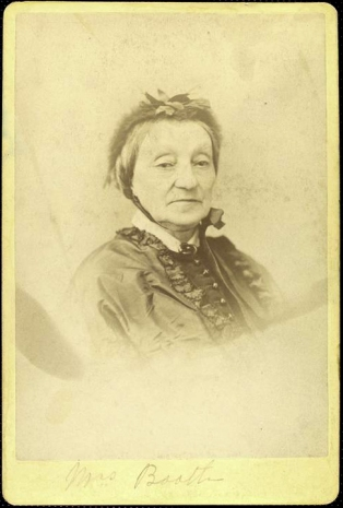 Mary Ann Holmes Booth NYPL