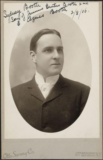 Sydney Barton Booth Harvard 3