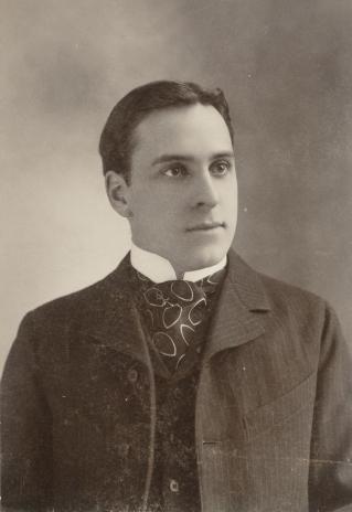Sydney Barton Booth Harvard