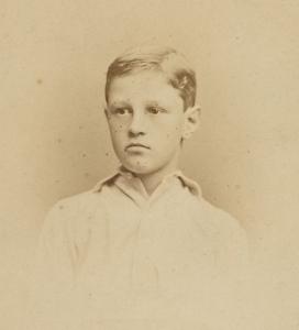 Wilfred Clarke 1 Harvard