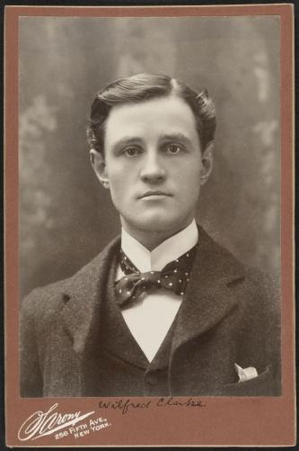 Wilfred Clarke 2 Harvard