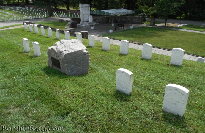 Black Diamond victims graves
