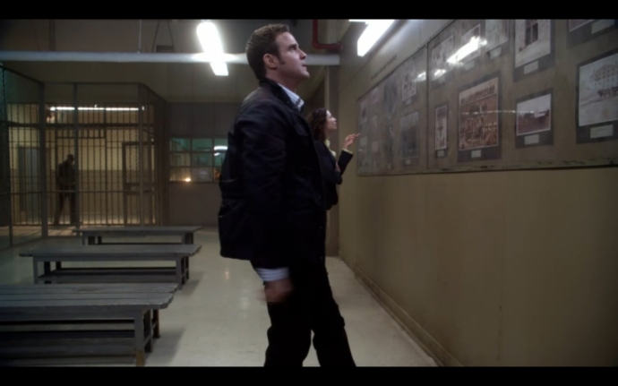 Execution photo on Warehouse 13 1