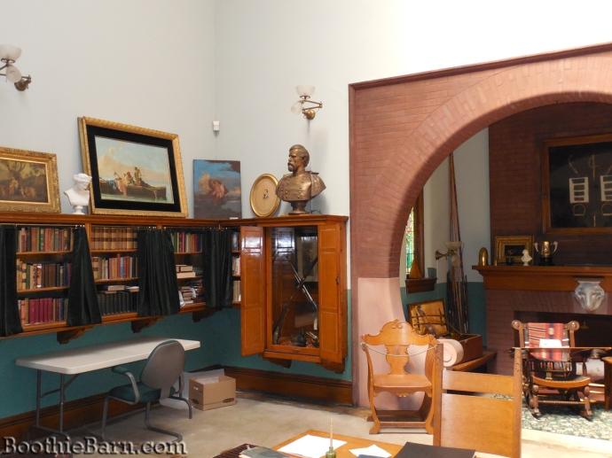 Interior Lew Wallace Study 1