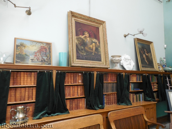 Interior Lew Wallace Study 3
