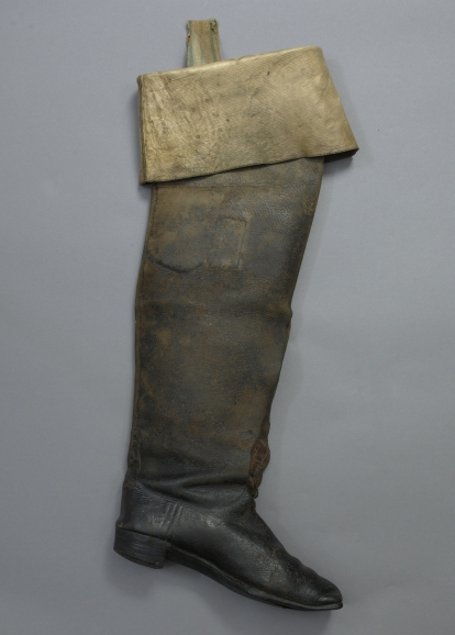 John Wilkes Booth's Boot FOTH LOC