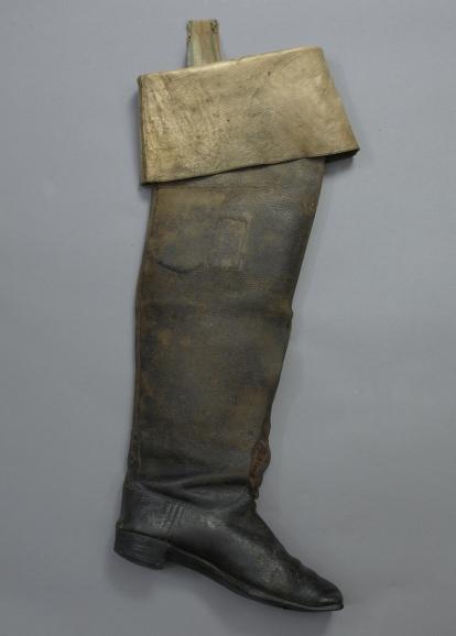 John Wilkes Booth's Boot FOTH LOC