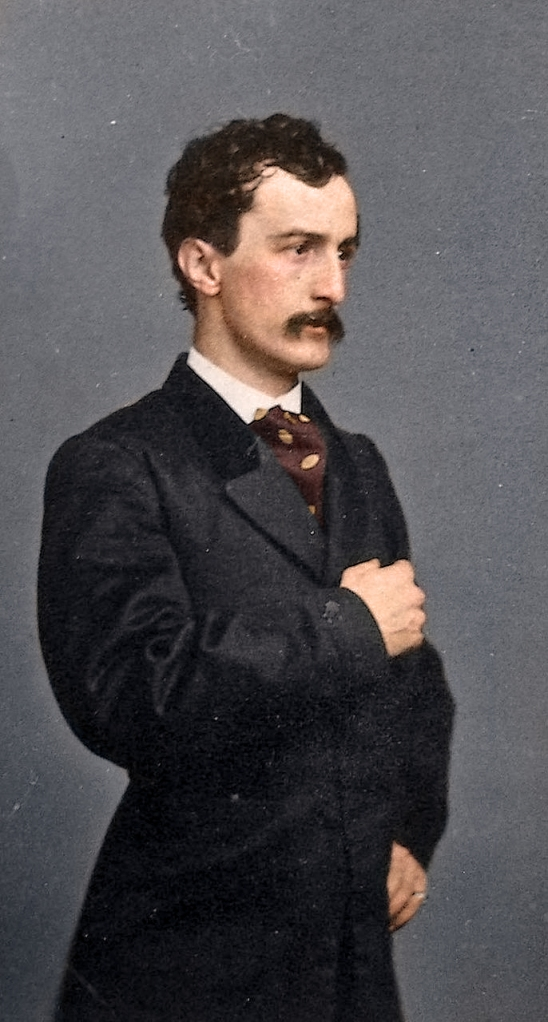 John Wilkes Booth by Mads Madsen