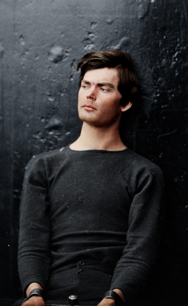 Lewis Powell by Mads Madsen