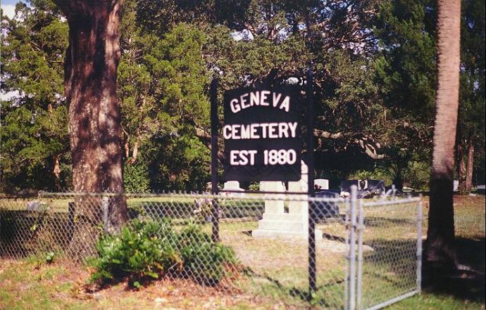 Geneva Cemetery 1994 Ownsbey