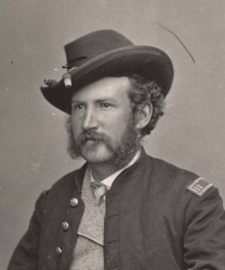Edward P. Doherty of the 16th New York Cavalry