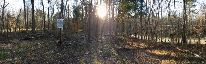 Garrett site 1-1-2015 Pano