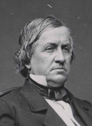 Senator John Parker Hale, Lucy Hale's father