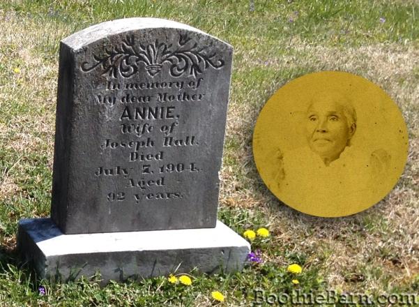 Ann Hall's Grave