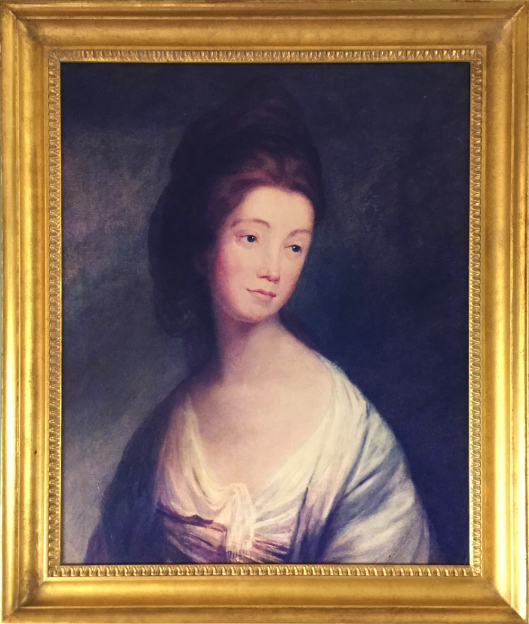 Margaret Brown was born and raised at Rich Hill and later married Thomas Stone, signer of the Declaration of Independence