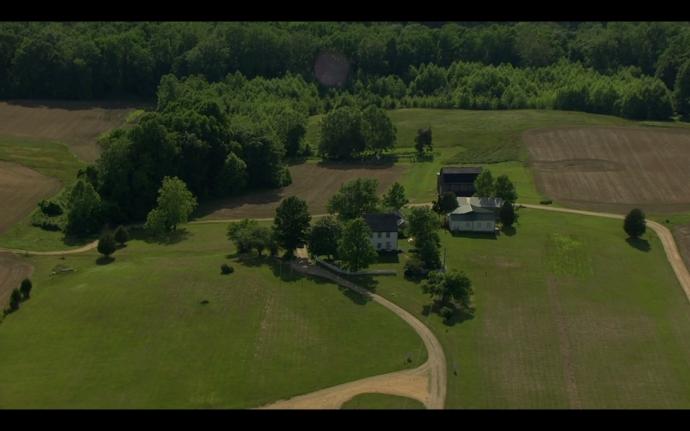 Mudd House 1 Aerial America