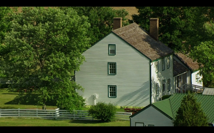 Mudd House 2 Aerial America