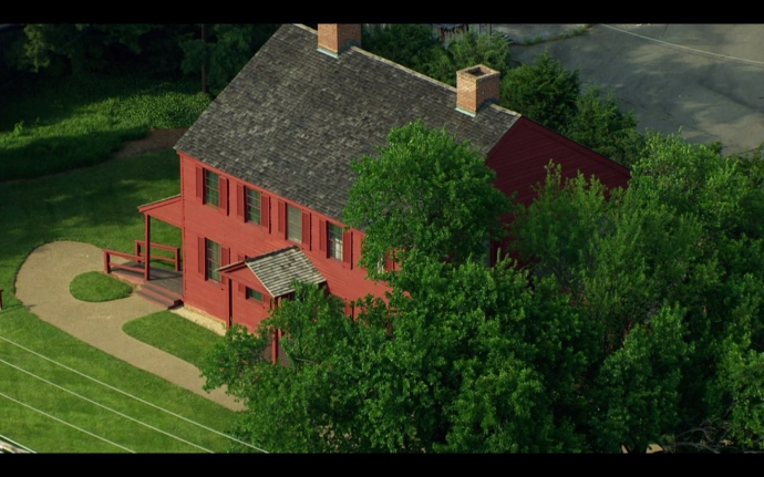 Surratt House 1 Aerial America