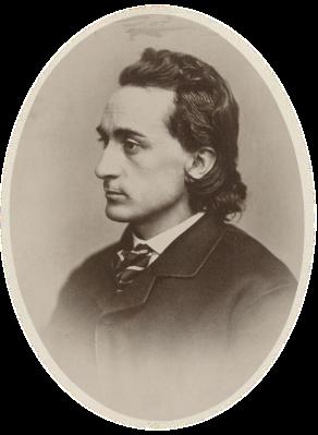 Edwin Booth circa 1860