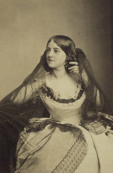 "Revealed at last, John Wilkes Booth's ""Mysterious Beauty"" was Fanny Brown."