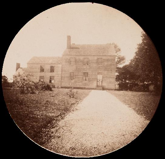 Mudd house 1895 Victor Mason