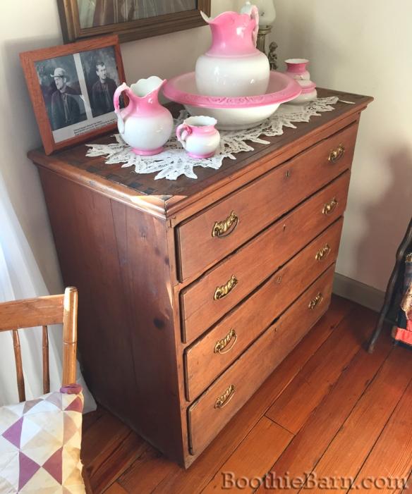 Spangler's dresser Mudd house