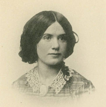 Mary Devlin Booth, Edwin Booth's first wife