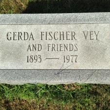 Gerda Fischer Vey