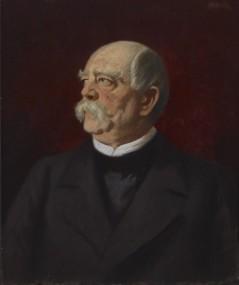 Otto von Bismarck by Carl Bersch