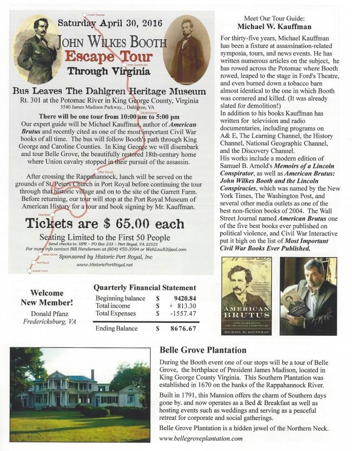 HPR Page April 30 BERT Kauffman