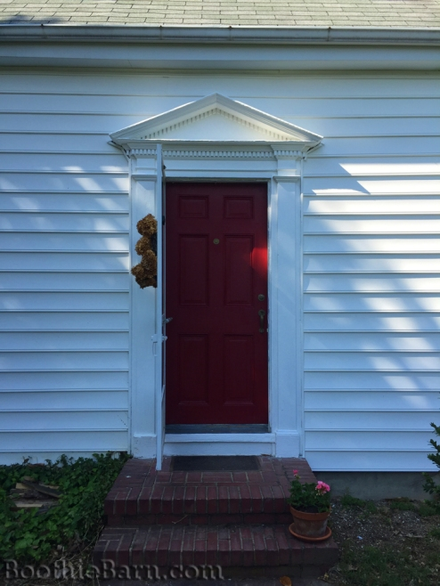 Huckleberry door