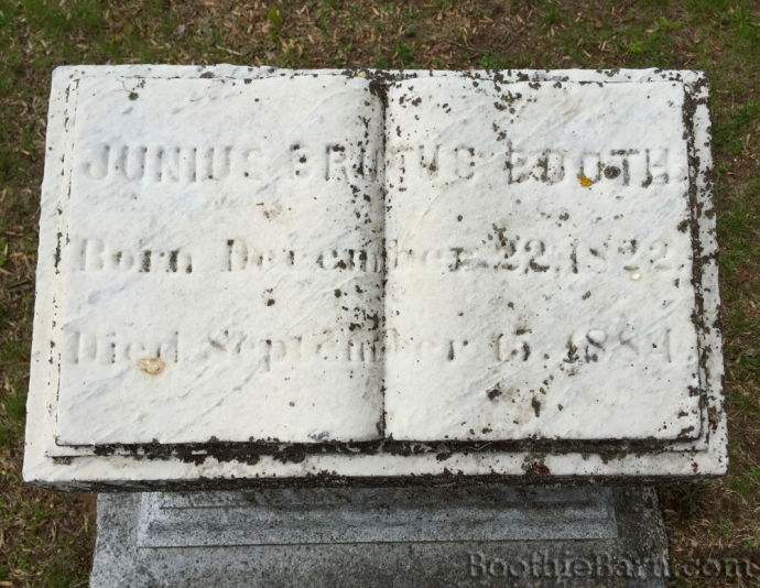 junius-brutus-booth-jr-grave-2-5-2015-boothiebarn